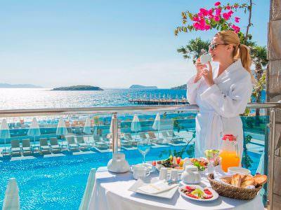 Отели Турции в июле
