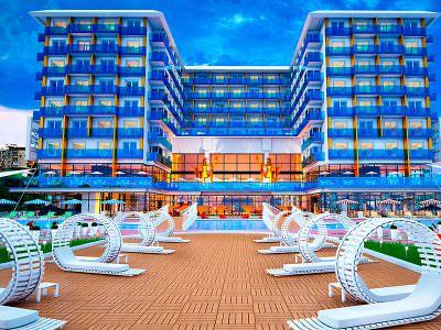 Лучшие недорогие отели Турции