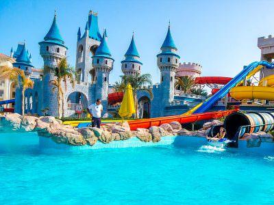 Лучшие отели для детей в Турции