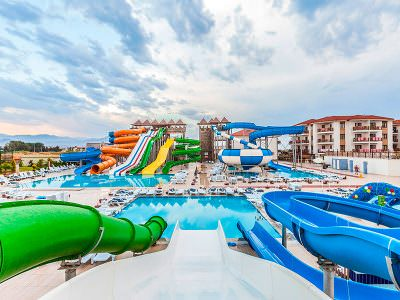 Отели Турции с аквапарком